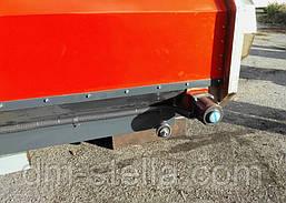 Пеллетный предтопок 500 кВт (пеллетная горелка высокой мощности) DM-STELLA, фото 2