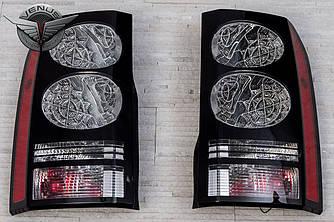 Фонари задние стопы тюнинг оптика Land Rover Discovery 4