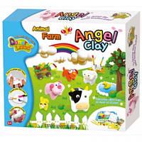 Набор мягкой глины Домашние Животные, Angel Clay