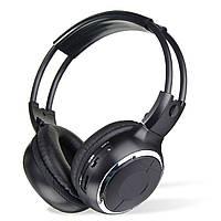IR2008 Беспроводная Bluetooth Задний Автомобильный DVD-плеер Инфракрасный Складной Складной Наушник 2CH для Телефонных Автомобилей