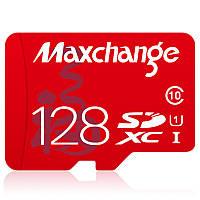 Maxchange C10 Class 10 TF Micro SD карта памяти 16G 32G 64G 128G