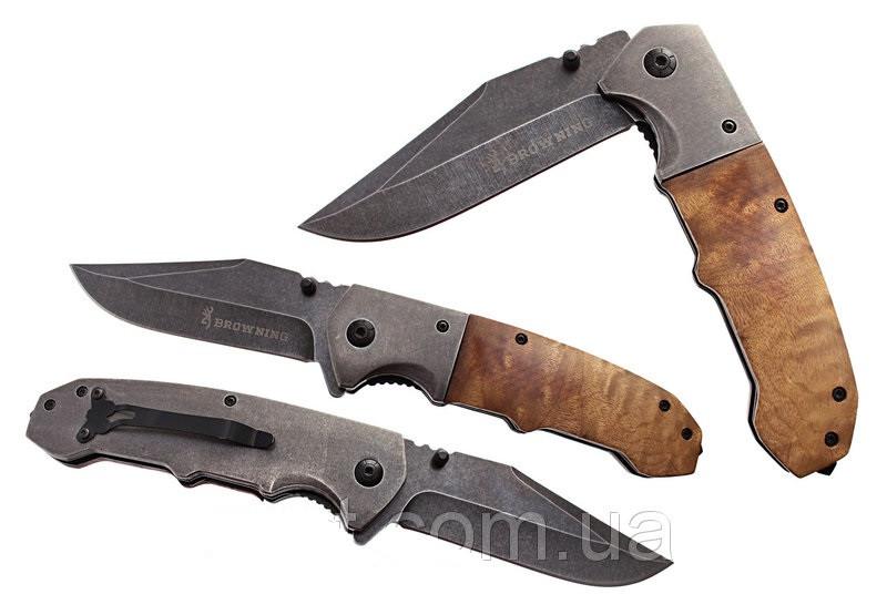 Нож складной  Browning  (B035)