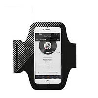 Многофункциональный Водонепроницаемы Сенсорный экран Спортивный телефон Arm Сумка Держатель для телефона под 6 дюймов