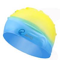 ПрочныйВодонепроницаемыСиликоновыйПлаваниеБассейнCap Swim Шапка Unisex Для взрослых Kids Children