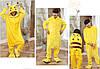Пижама кигуруми женская и мужская Пикачу, фото 5