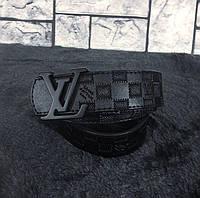 Пояс Louis Vuitton D2415 черный