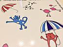 Коврик под миски зонтики Croci 43x32 см для собак и кошек, фото 4