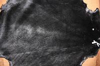 Шкуры бобра стриженого крашеного в черный цвет., фото 1