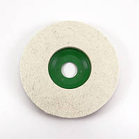 Круг полірувальний фетр УШМ 125х10х22 мм PILIM (якість А)