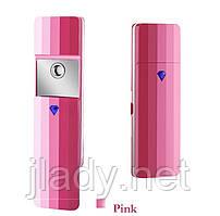 Небулайзер розовый USB (Нано увлажнитель)