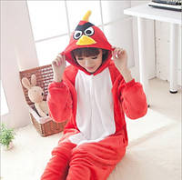 Пижама кигуруми angry birds женская. Жіноча піжама kigurumi