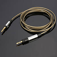 1.2M 1.5M наушников без микрофона Кабель для Sennheiser HD598 HD595 HD558 HD518