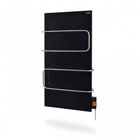 DIMOL Maxi Plus 07 полотенцесушитель электрический с программатором 500 Вт (графитовый)