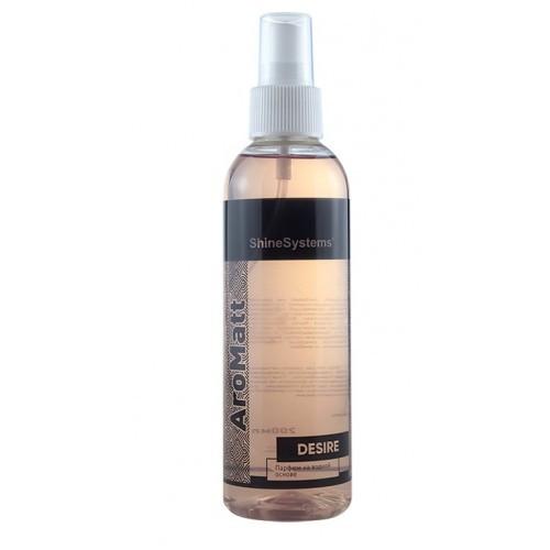 Shine Systems AroMatt Desire - парфюм-аромат на водной основе, 200 мл