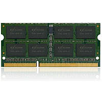 Модуль памяти для ноутбука SoDIMM DDR3 8GB 1600 MHz eXceleram (E30212S)