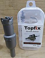Коронки универсальные TOPFIX 18.0 (По стали и кирпичу)