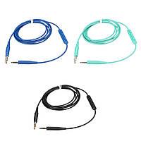 1.4м Наушники Микрофон Аудио кабель для Bose Soundtrue/SoundLink на ухо QC35 QC25 oe2