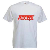 Футболка Accept