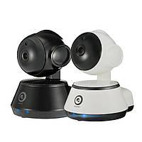 Digoo DG-M1Z 1080P SHARK 2.8mm 5.0MP Объектив Проводная и беспроводная Wifi IP камера безопасности Смарт-Монитор для дома Ночное видение в двух