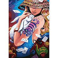 Картина по номерам Идейка Сказочный стиль 35 х 50 см (арт. КН2646)