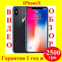 Телефон,Смартфон  IPhone X IPhone 10 Space Gray Professional 100% КОРЕЙСКАЯ КОПИЯ