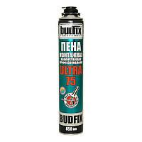 Пена монтажная полиуретановая Budfix Ultra 75 850 мл 65 л