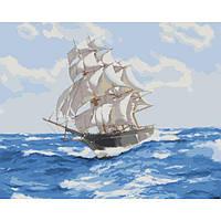 Картина по номерам Дух свободы 40 х 50 см Идейка КН2723