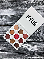 Палетка теней Kylie The Burgundy Palette