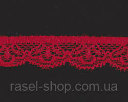 Кружево № 2031-1213 krasnii 1,5 см