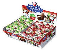 Шоколадные конфеты Figaro с ароматом малины и лимона (игрушка на ёлку) 27.5g
