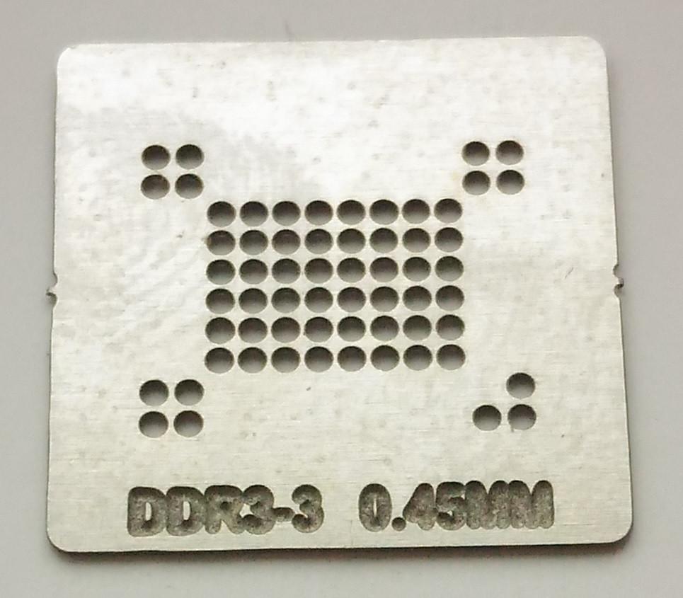 Трафарет BGA DDR3-3, OneNAND