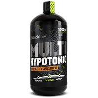 Гипотонический напиток BioTech MULTI HYPOTONIC DRINK CONCENTRATE 1000 ML