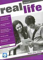 Real Life Advanced Workbook (рабочая тетрадь)