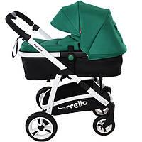 Коляска-трансформер CARRELLO Fortuna CRL-9001 Green