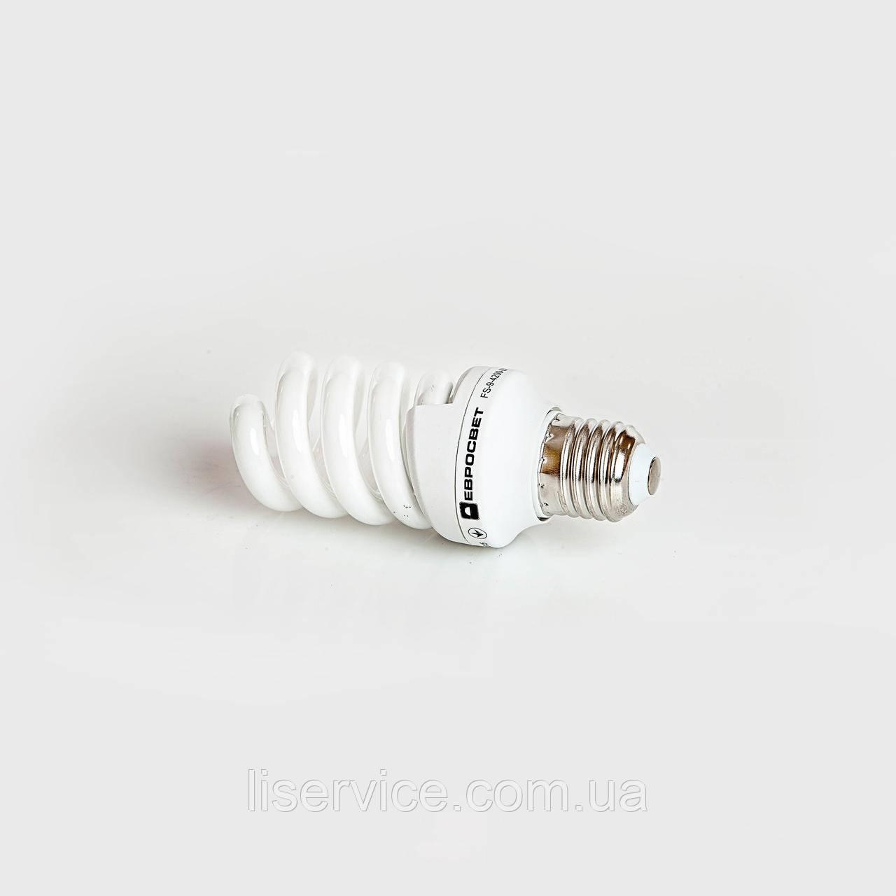 Лампа энергосберегающая Евросвет FS-9-4200-27 220-240