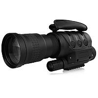 4x40/8x60 Цифровые приборы ночного видения телескоп Инфракрасный луч HD Clear Vision Монокуляр Устройство оптического объектива окуляра Фото Запис