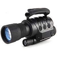 IPRee 6x50 Открытый Цифровые приборы ночного видения телескоп Инфракрасный луч HD Clear Vision Монокуляр Устройство оптического объектива окуляра Ф