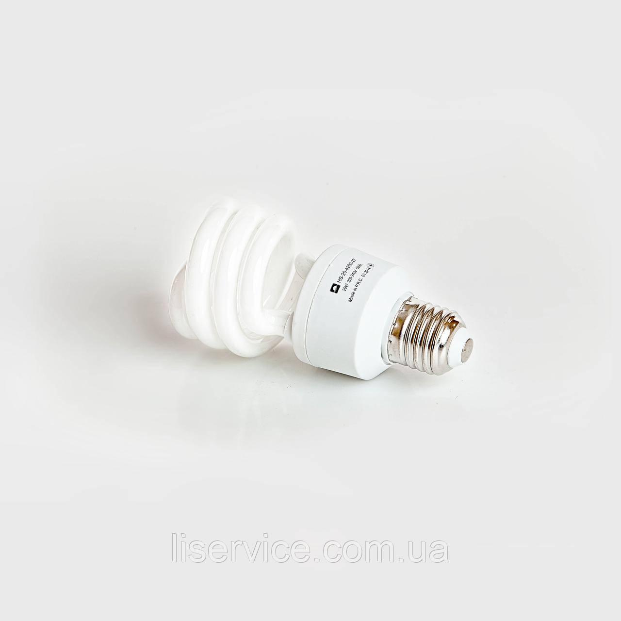 Лампа энергосберегающая Евросвет FS-20-4200-27 220-240
