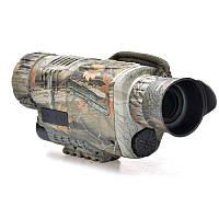 5x40 Цифровые приборы ночного видения телескоп Инфракрасный луч HD Clear Vision Монокуляр Устройство оптического объектива окуляра Отдых Туризм