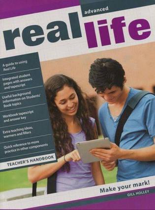 Real Life Advanced Teacher's Handbook, фото 2