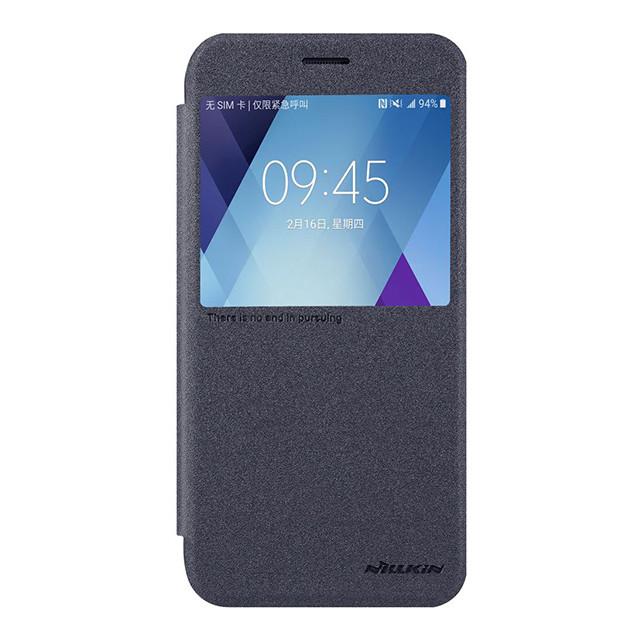 Чехол NILLKIN для Samsung A5(2017)/A520 - Spark series Black (6328420)