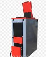 Шахтный твердотопливный котел -18 кВт TverdoTop. Бесплатная доставка!