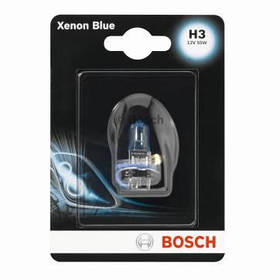Галогенная лампа Bosch Xenon Blue H3 12V Германия