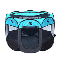 Pet Собака Питомник для упражнений Кот Портативный складной Ручка Собака Питомник для палаток для домашних животных