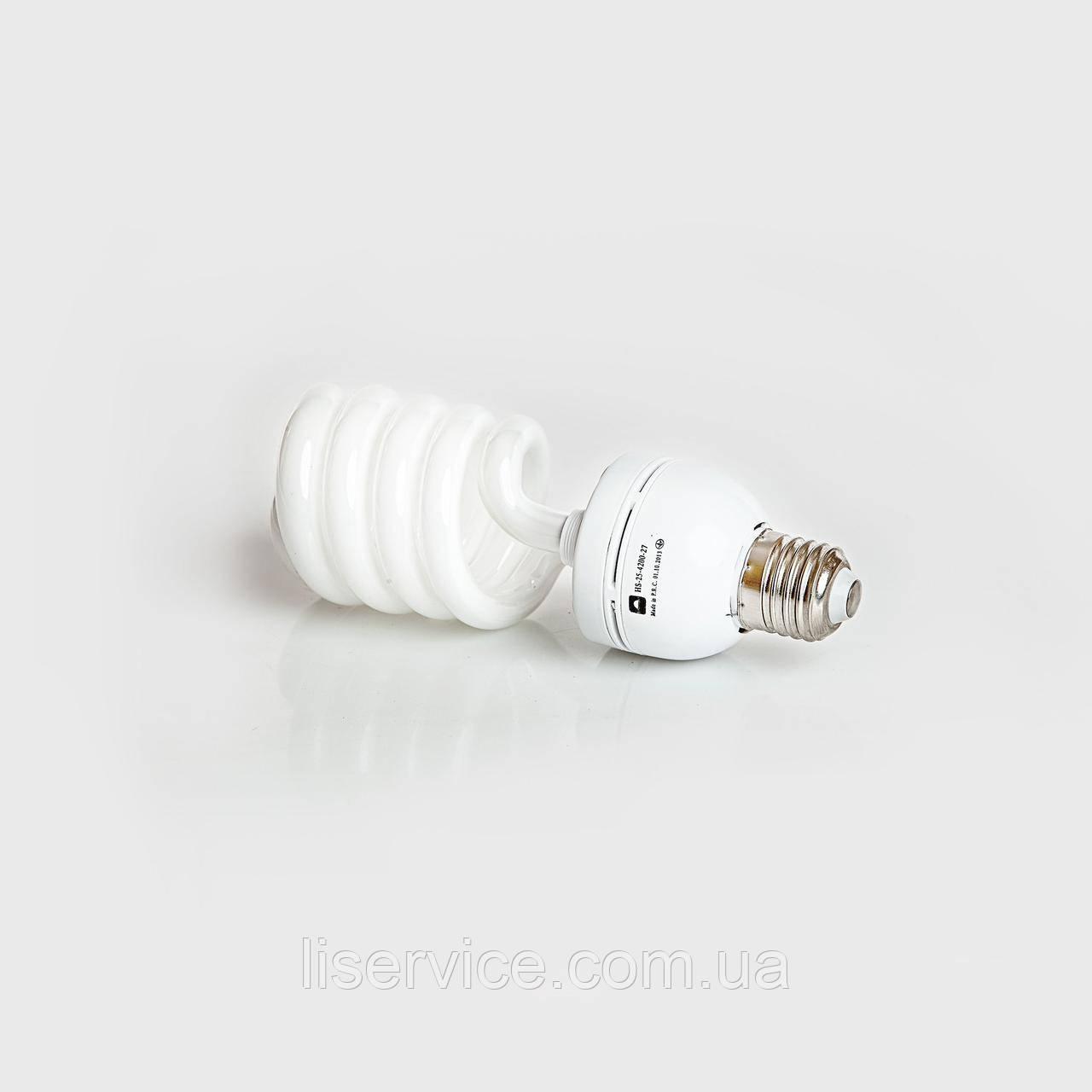 Лампа энергосберегающая Евросвет HS-25-4200-27 220-240 (Х)