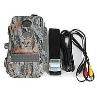 DM-10 Охота Водонепроницаемы HD 720P Цифровая дорожка камера ABS Экология Пластик IR Движение