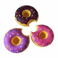 IPRee™MiniFunnyCookieShape Ballon Toy Donut Надувное плавание Бассейн Пляжный Купальник Can Holder