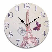 Деревянные Цифровые настенные часы Vintage Сельский Потертый кварцевый механизм для кухни Декор Подарки
