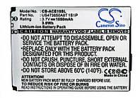 Аккумулятор Acer US473850A8T 1050 mAh Cameron Sino