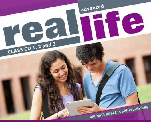 Real Life Advanced Class CDs